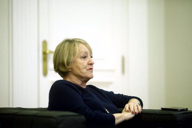 Entrevista con la presidenta de la Academia de Cine, Yvone Blake