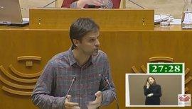 """Podemos rechaza en su enmienda de totalidad a los PGEx los """"recortes"""" y """"chantaje"""" del PP"""