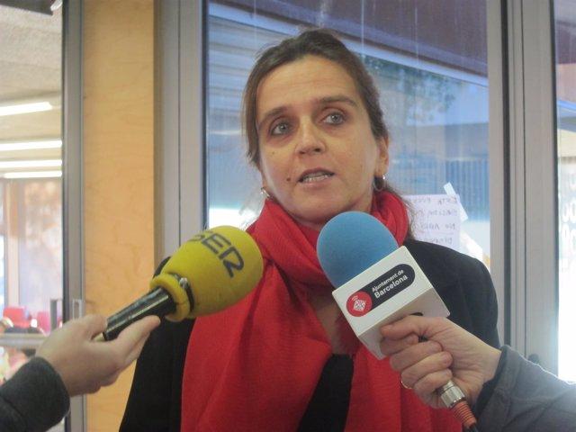 La comisionada de Salud de Barcelona, Gemma Tarafa