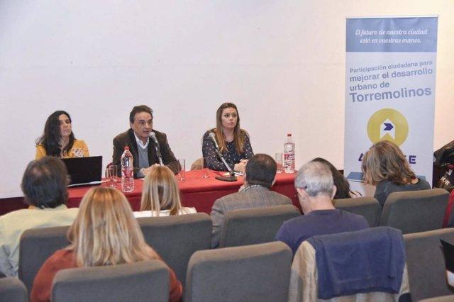 José Ortiz alcalde de Torremolinos explica plan avante fondos dusi UE