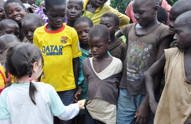 Verdeliss en Ghana