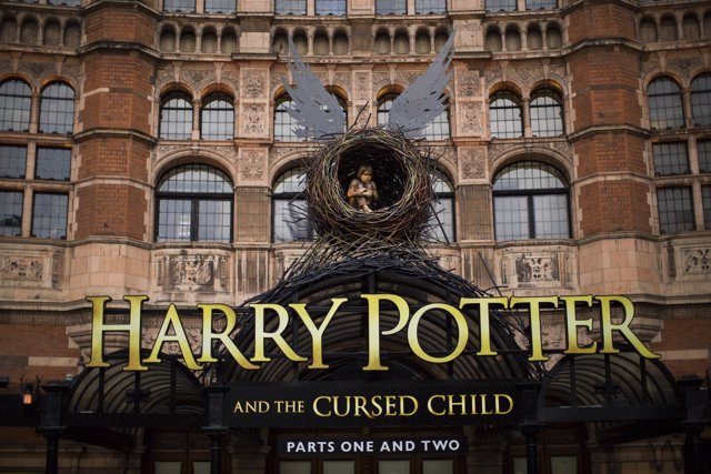 Harry Potter and The Cursed Child en Londres
