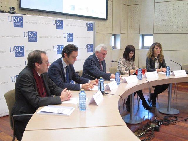 Presentación del informe GEM sobre emprendimiento en Galicia