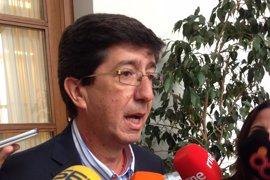 """Marín ve una """"estrategia política"""" de PP y PSOE para dejar al margen a C's"""