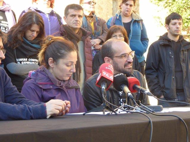 Sandra Alcaide y Maties Serracant
