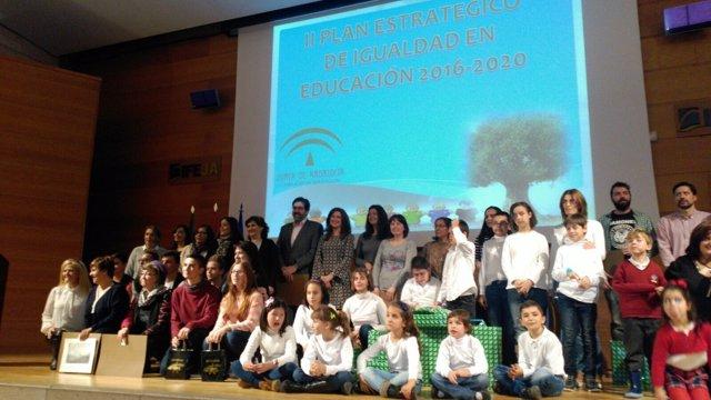 Presentación del II Plan de Igualdad en Educación