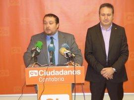 """C's Cantabria pide """"protección"""" para los funcionarios que denuncien casos de corrupción"""