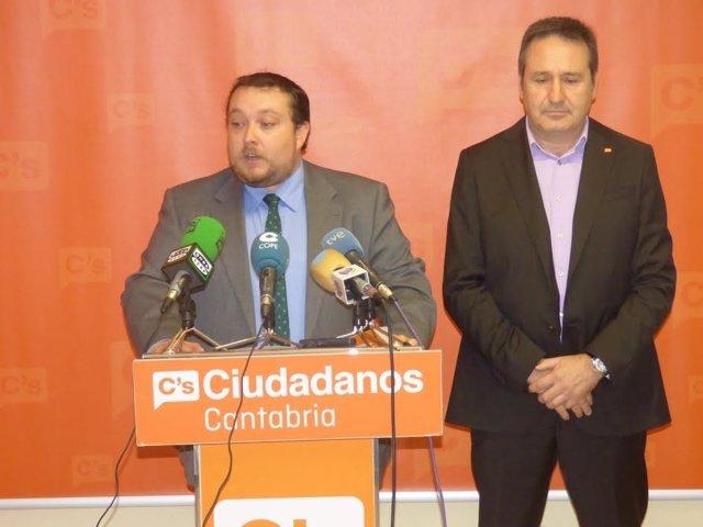Rubén Gómez y Juan Ramón Carrancio