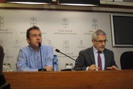 Llamazares dice que el acuerdo del CPFF facilita el diálogo presupuestario en Asturias
