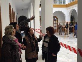 PSOE pide al Gobierno medidas extraordinarias para atajar daños del temporal en Huelva
