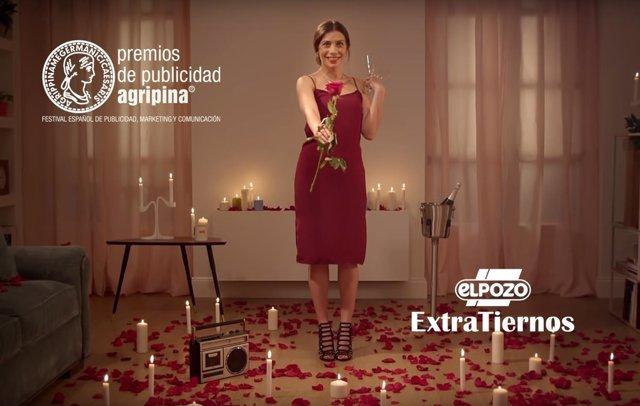 ElPozo Alimentación, premio de publicidad Agripina