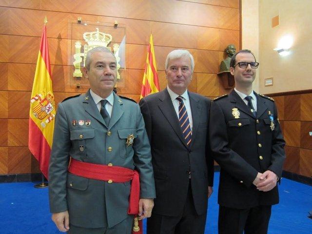 Este viernes se ha celebrado en Zaragoza el acto de la Constitución