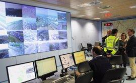 Retenciones de tráfico en las primeras horas del Puente, complicadas por accidentes