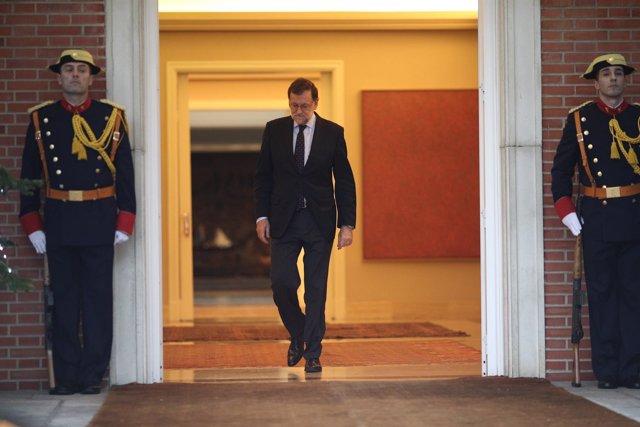 Rajoy a las puertas de la Moncloa