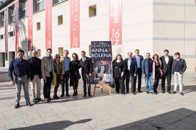 El Maestranza acoge 'Anna Bolena' de Donizetti