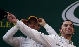"Hamilton: ""No me sorprende la retirada de Rosberg"""