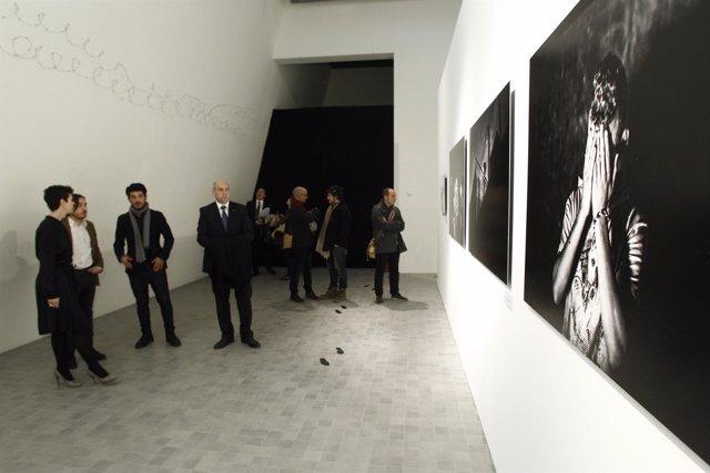 Inauguración de la exposición 'Mare Nostrum' de la cooperativa MeMo