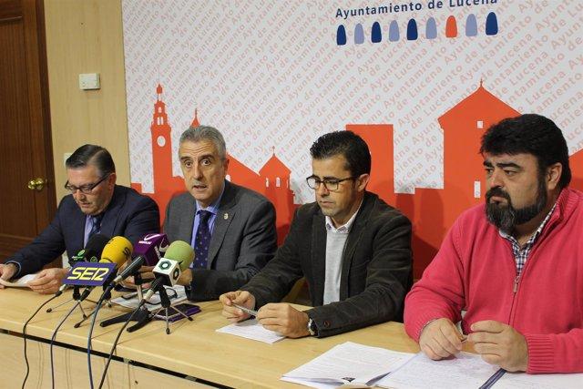 Muñoz, Pérez, González y Palomares