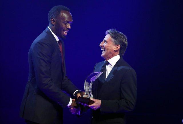 Bolt, nombrado 'Atleta del año' por la IAAF