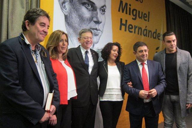 Presentación de la digitalización del legado de Miguel Hernández