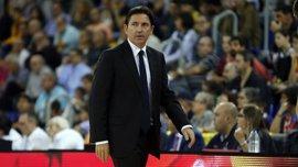 """Pascual: """"Hemos jugado el peor partido desde que estamos en Atenas"""""""