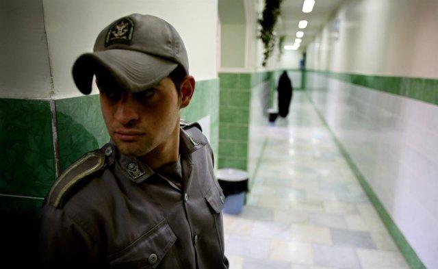 Prisión de Evin en Teherán