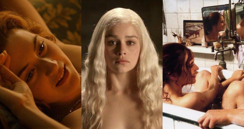 10 actrices que se arrepintieron de desnudarse en pantalla