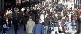 Barcelona despliega un dispositivo especial de los servicios municipales en Navidad