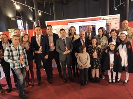 Cruz Roja rinde homenaje en La Rioja a sus colaboradores más sobresalientes