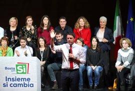 Arranca el referéndum en Italia en el que Renzi se juega su continuidad