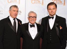"""A Robert De Niro le """"encantaría"""" hacer una película con Scorsese y DiCaprio"""