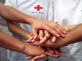 Más de 4.000 personas colaboran como voluntarios en Cruz Roja Navarra