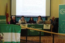 Ganemos Córdoba aprueba su reglamento de funcionamiento interno y sus nuevos estatutos
