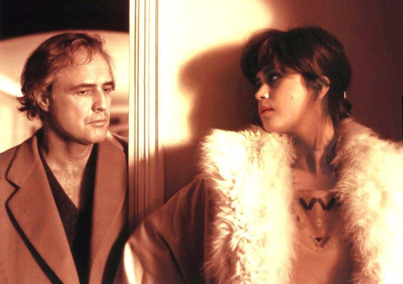 Marlon Brando y la violación de María Schneider en El