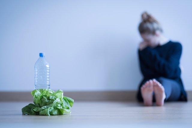 El papel de las revistas en la anorexia