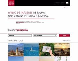 La Fundación Palma 365 pone en marcha un banco de imágenes para profesionales turísticos