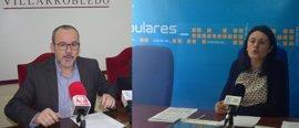 """Portavoz del PP Villarrobledo carga contra el alcalde sugiriendo que es un """"defraudador"""" y éste amenaza con tribunales"""