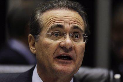 El Supremo cesa temporalmente al presidente del Senado de Brasil por corrupción