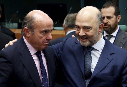 De Guindos piensa que no habrá divergencias con Bruselas sobre el nuevo presupuesto
