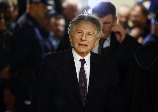 Roman Polanski en un tribunal de Cracovia (Polonia)