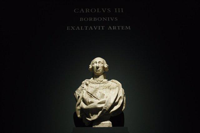 Exposición Carlos III. Majestad y Ornato en los escenarios del Rey Ilustrado