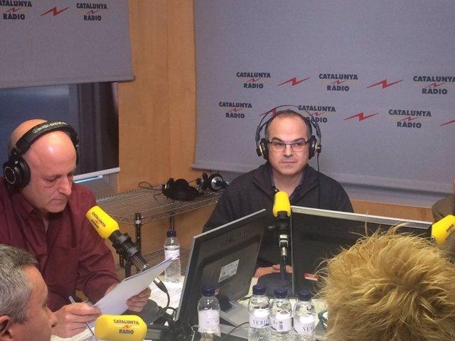 Jordi Turull (JxSí) en Catalunya Ràdio