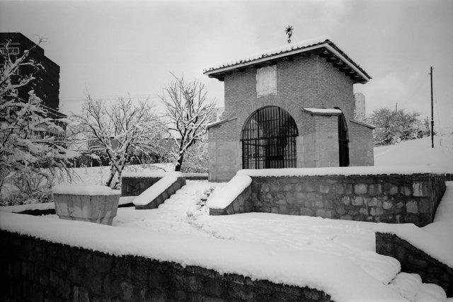 Ermita del campus de la Universidad de Navarra