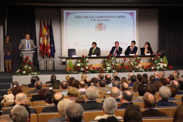 Prensa Ayto León, Acto De La Constitución Española
