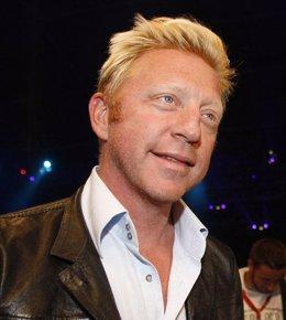 El ex tenista Boris Becker