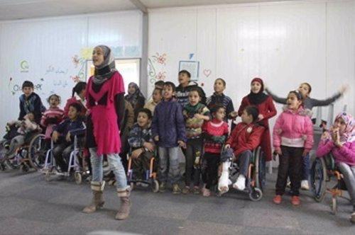 Teatro inclusivo FPSC