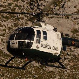 guardia civil helicoptero