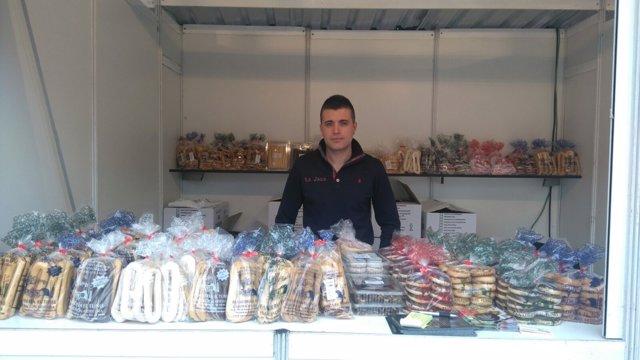 El Túnel ofrece sus productos en 'Sabores Almería'.