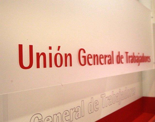 Sede UGT, Unión General de Trabajadores