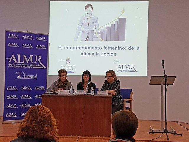 Jornada de Diputación y Almur en Berja